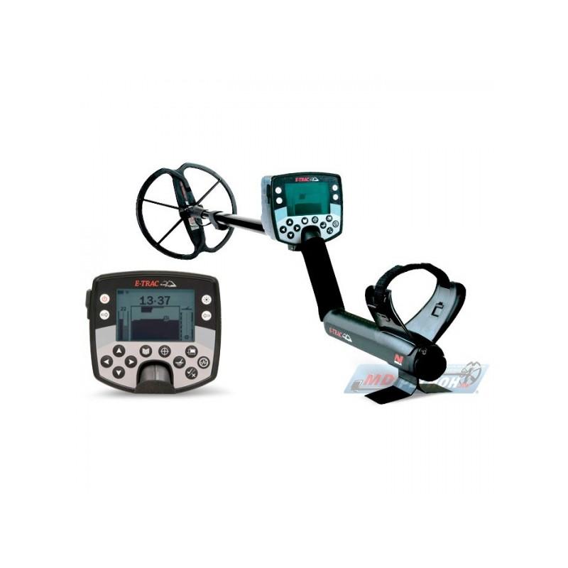 Металлоискатель minelab explorer e-trac standart купить в ин.