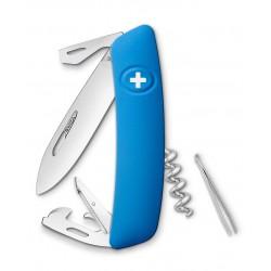 Нож перочинный SWIZA D03, синий
